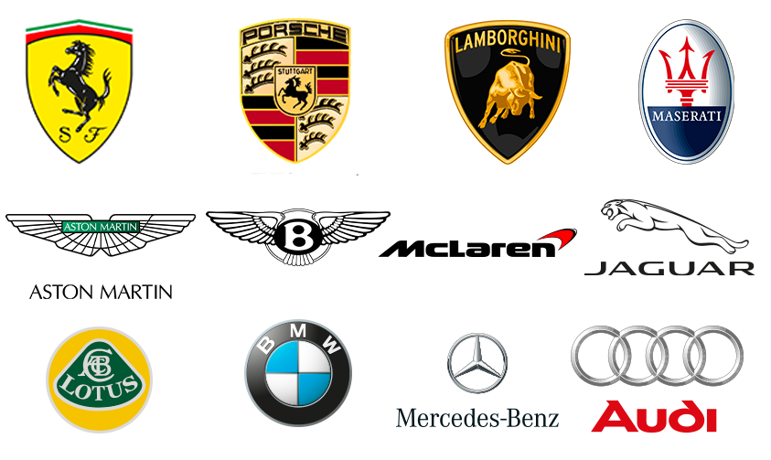 APS - Assurance Ferrari, Porsche, Lamborghini Maserati, Aston Martin, Bentley, Mc Laren, Jaguar, Lotus, BMW, Mercedes Benz et Audi